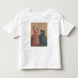 皇帝AugustusおよびTiburtineのSibyl トドラーTシャツ