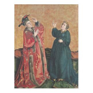 皇帝AugustusおよびTiburtineのSibyl ポストカード