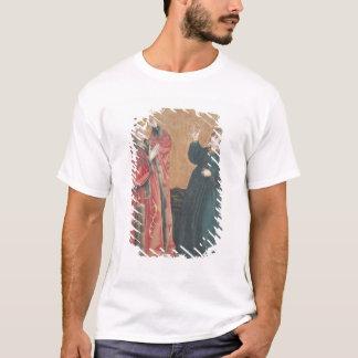 皇帝AugustusおよびTiburtineのSibyl Tシャツ