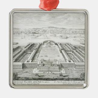 皇帝Nero (広告54-68)の金宮殿、ローマ メタルオーナメント