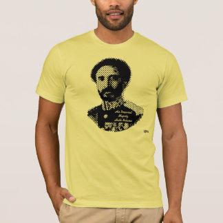 皇族のHaile彼の帝国Selassieのワイシャツ Tシャツ