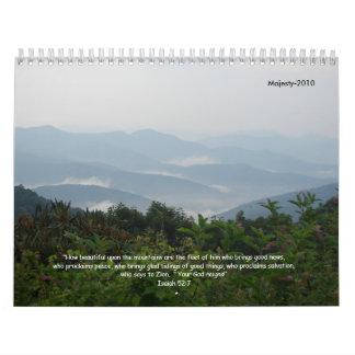 皇族2010 カレンダー
