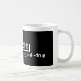 皮肉私の麻薬取締まりのマグ コーヒーマグカップ