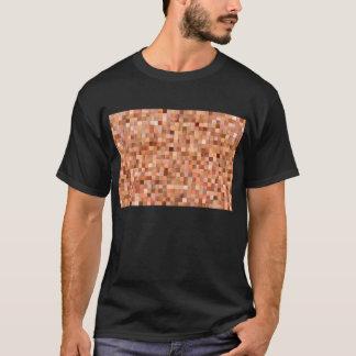 """""""皮1""""抽象的でモダンな幻の芸術のTシャツ Tシャツ"""