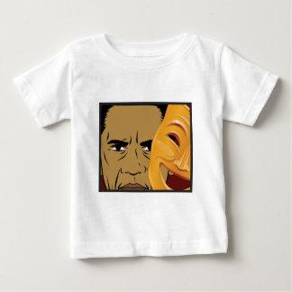 皮 ベビーTシャツ