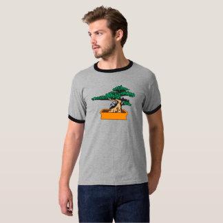 盆栽のティー Tシャツ