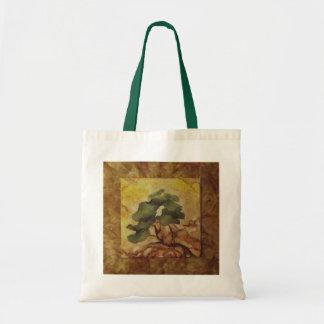 盆栽の予算のトート トートバッグ