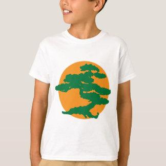 盆栽の木 Tシャツ