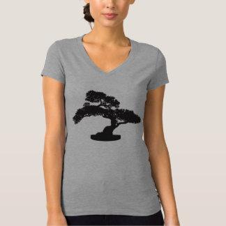 盆栽の祈祷師のTシャツ Tシャツ
