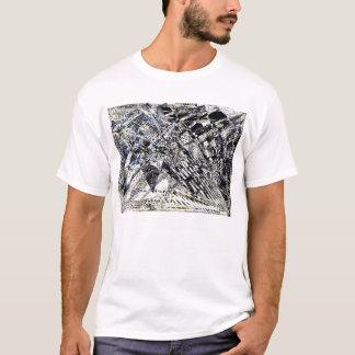 盆栽の都市ディスコ(app) tシャツ