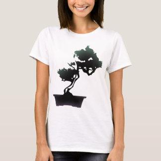 盆栽色 Tシャツ
