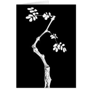 盆栽 カード