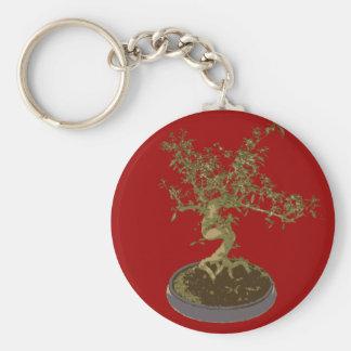 盆栽 キーホルダー