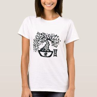 盆栽 Tシャツ