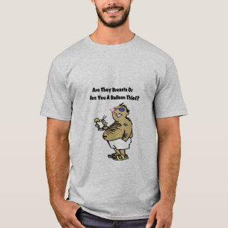 盗人か。 Tシャツ