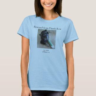 監房群から救助されるHaley 7月2008CPRfund… Tシャツ