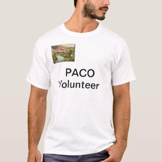 監査の小さいワイシャツ Tシャツ