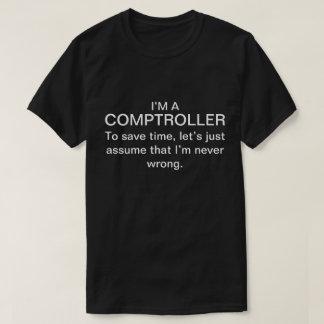 監査官 Tシャツ