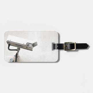 監視カメラ ラゲッジタグ