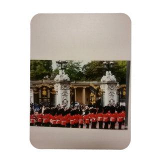 監視磁石のバッキンガム宮殿の変更 マグネット