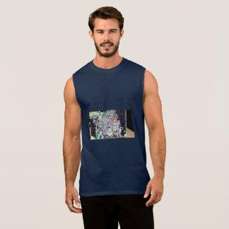 監視金星トラップを飛ばすため 袖なしシャツ