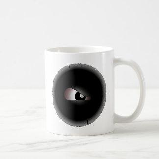 監視 コーヒーマグカップ