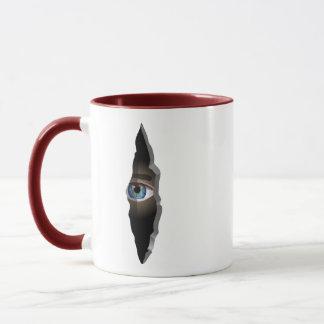 監視 マグカップ