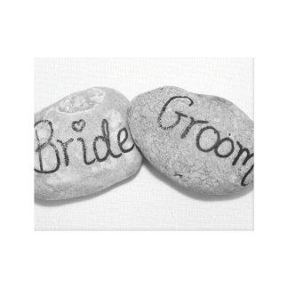 盤石の結婚 キャンバスプリント
