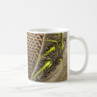目が飛び出た コーヒーマグカップ