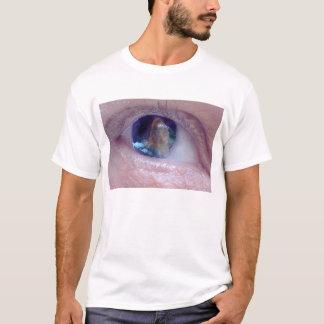 目のきらめき Tシャツ