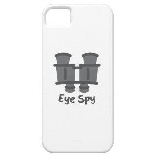 目のスパイ iPhone SE/5/5s ケース