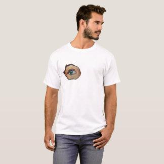 目のニップル Tシャツ