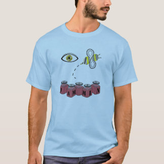 目の蜂Jammin Tシャツ