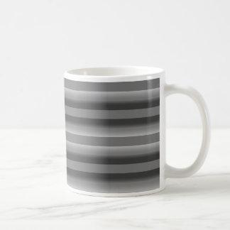 目の錯覚のマグ コーヒーマグカップ
