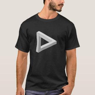 目の錯覚1 Tシャツ
