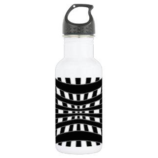 目の錯覚 ウォーターボトル