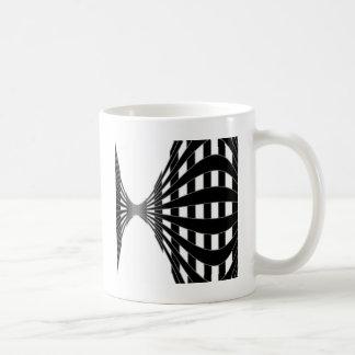 目の錯覚 コーヒーマグカップ