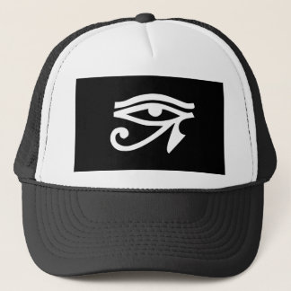 目のRAのHorusの黒 キャップ