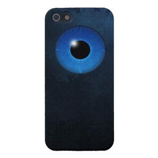 目は会います iPhone 5 ケース