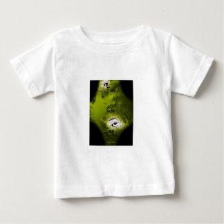 目は見ることができます ベビーTシャツ