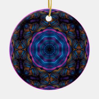 目まぐるしい球体Ornament.1 セラミックオーナメント