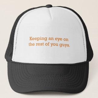 目を保つこと キャップ