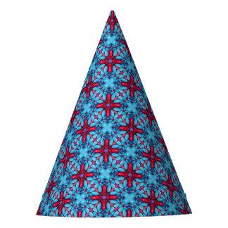 目キャンデーの万華鏡のように千変万化するパターンのカスタマイズ可能なパーティーの帽子 パーティーハット