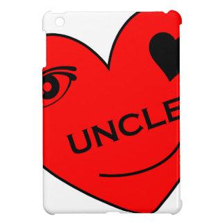 目愛私の叔父さん iPad MINI カバー