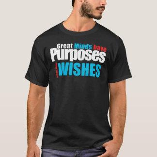 目的のない願い Tシャツ