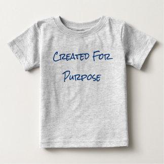 目的のワイシャツのために作成される ベビーTシャツ