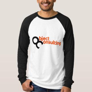 目的の相談の長袖のRaglan Tシャツ