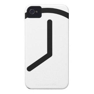 目覚し時計 Case-Mate iPhone 4 ケース