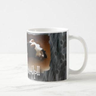 目覚し! コーヒーマグカップ