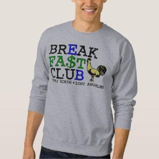 目覚めのcrewneck スウェットシャツ